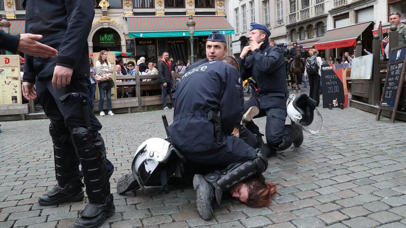 Putin: Proteste in EU haben schwerwiegendere Folgen für Demonstranten als jene in Russland