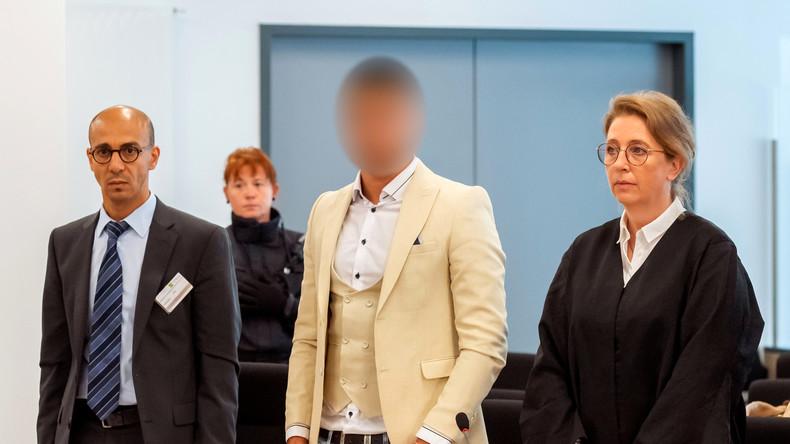 Prozess um Messerattacke in Chemnitz: Neuneinhalb Jahre Haft für Angeklagten