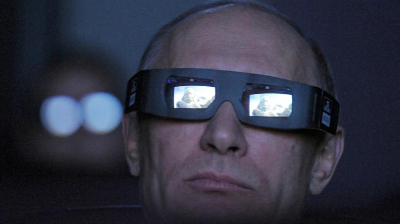 """Britischer Sender kündigt neue Doku über """"Putin, den Spion"""" an"""