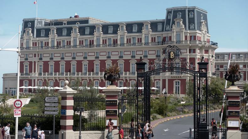 Sorgenvoller Blick der EU auf den G7-Gipfel in Biarritz