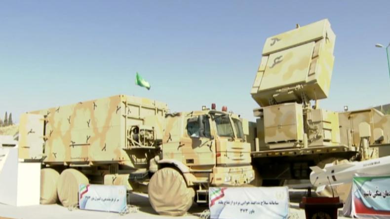 Iran: Rohani weiht iranisches Luftabwehrraketensystem Bavar-373 ein