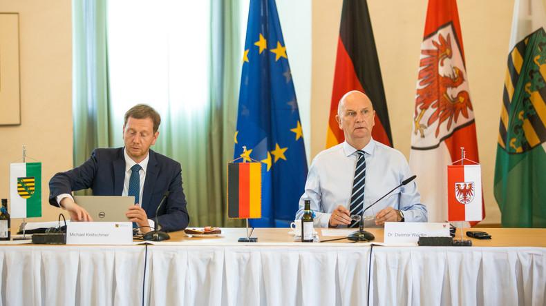 ARD-Umfrage: In Sachsen keine Mehrheit mehr für Schwarz-Rot – in Brandenburg SPD und AfD gleichauf