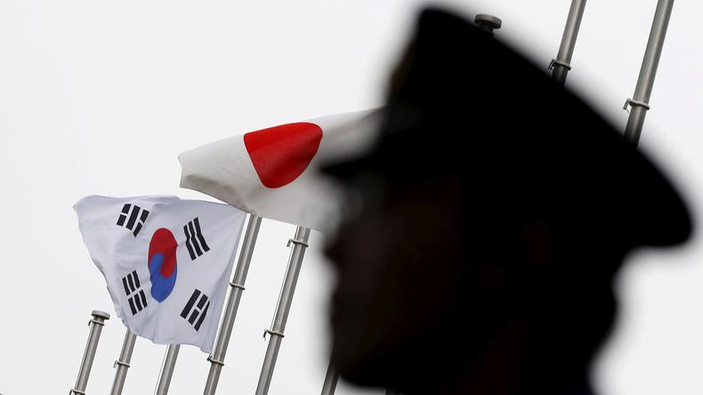 Wegen Handelsstreits: Südkorea beendet Militärabkommen mit Japan – USA besorgt