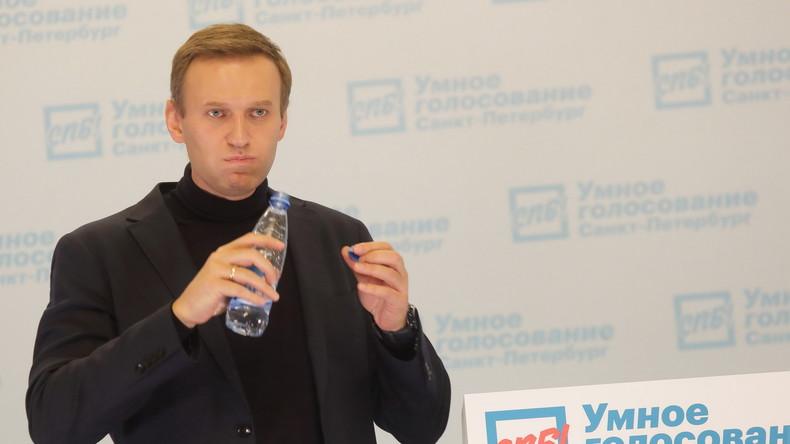 Nach 30 Tagen: Nawalny aus Haft entlassen
