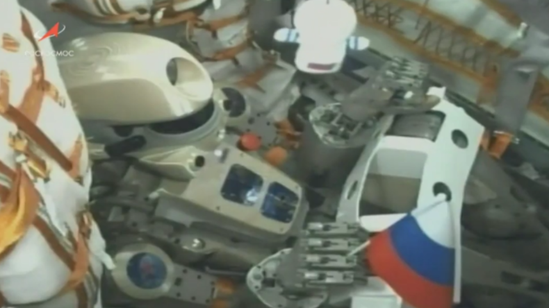 Das ist Fjodor - Russlands erster Humanoid im All