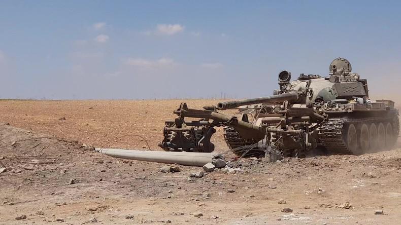 Syrien: Etappensieg der syrischen Armee bei Chan Schaichun