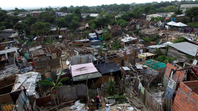 Oxfam-Experte: G7-Länder treiben globale Ungleichheit mehr an, als sie zu bekämpfen