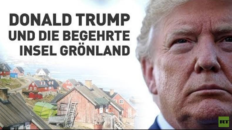 Donald Trump und die begehrte Insel Grönland