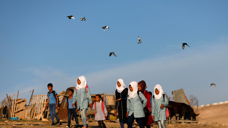 Israel: Jüdische Siedler behindern Bau von Schule für Beduinen