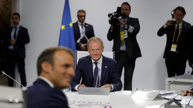 Einigung bei G7-Gipfel: Frankreich wird Vermittler gegen Spannungen mit Iran