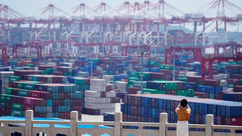 Yangshan nahe Shanghai: Weltgrößter Containerhafen und die Maritime Seidenstraße (Doku)