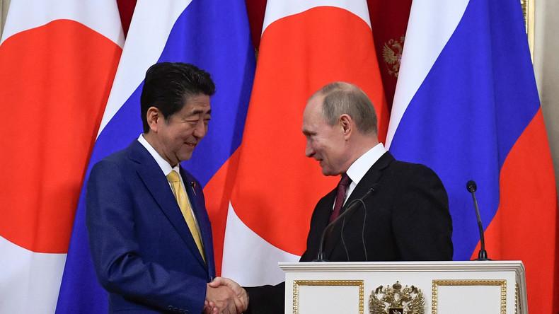 """Japan will """"vor allem mit Russland und China"""" bei Denuklearisierung Nordkoreas kooperieren"""