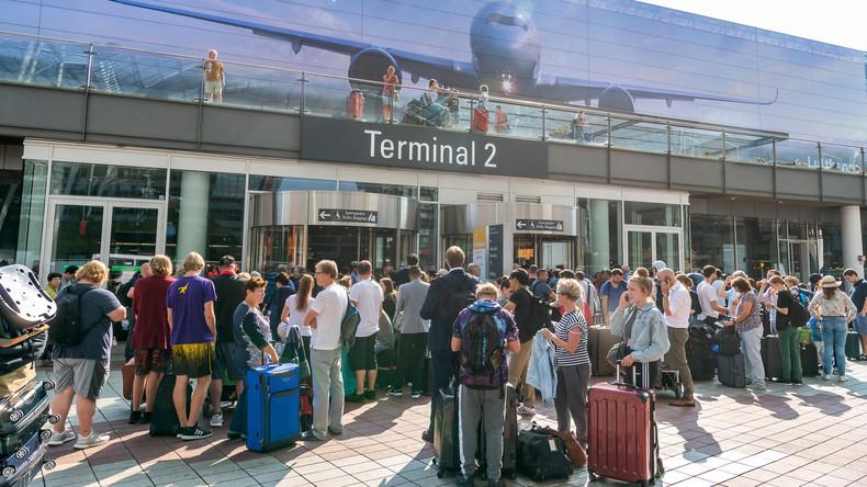 Erneute Sicherheitspanne: Unkontrollierte Person sorgt für Terminal-Sperrungen am Münchner Flughafen