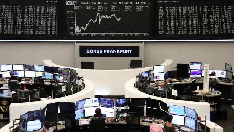 Wegen Steuerskandal Cum-Ex: Großrazzia bei der Deutschen Börse