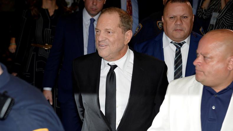 Gerichtsverfahren gegen Harvey Weinstein auf Januar verschoben