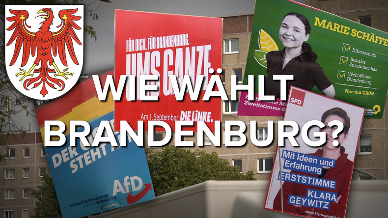 RT-Reportage: Wie wählt Brandenburg?