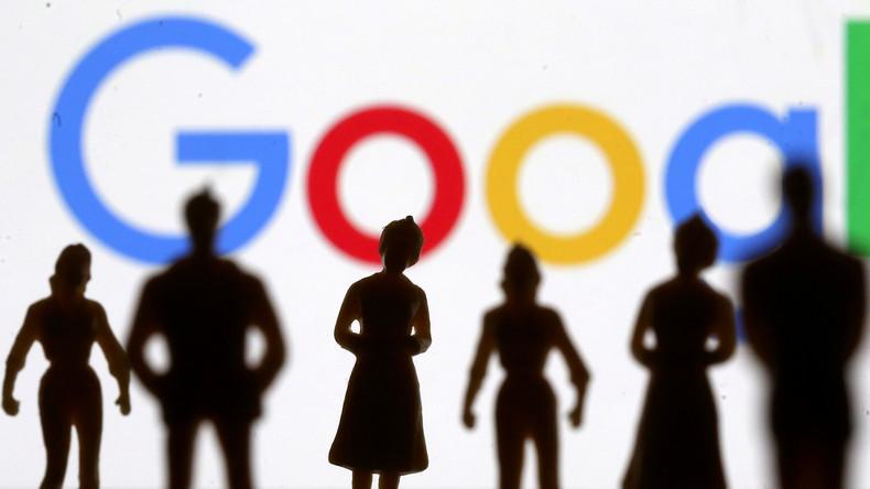 Google will Mitarbeitern politische Aussagen während Arbeitszeit untersagen (Video)
