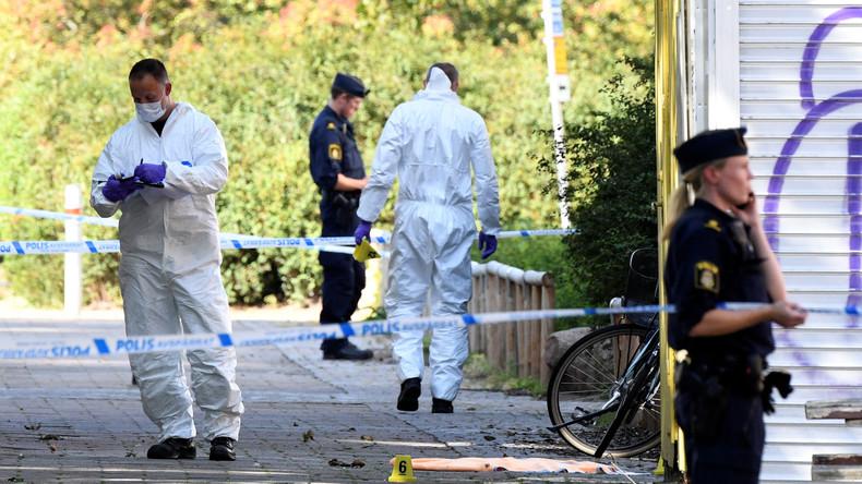 Schweden: Möglicher Täter von Ribersborg festgenommen – Fahndung nach weiteren Tätern läuft