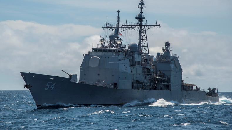 """Peking wirft Washington vor, Konflikt im Südchinesischen Meer """"böswillig hochzuspielen"""""""