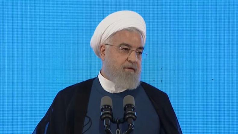 Rohani weist US-Treffen zurück – Trump muss erst Sanktionen beenden und sich vor dem Iran verbeugen