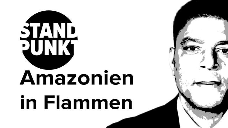 Amazonien in Flammen: Bundesregierung und Macron spielen Oberlehrer