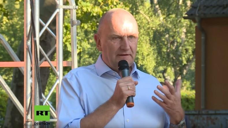 SPD-Ministerpräsident Woidke für mehr Dialog mit Russland und gegen unfaire Berichterstattung