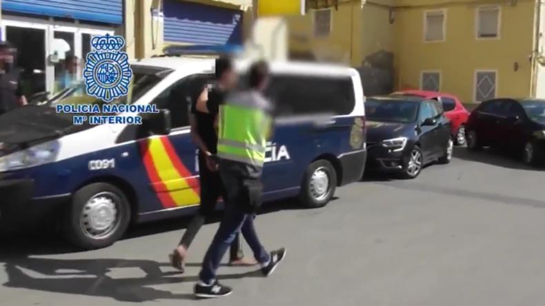 Spanien: Polizei verhaftet mutmaßlichen IS-Kollaborateur, der von Deutschland gesucht wird