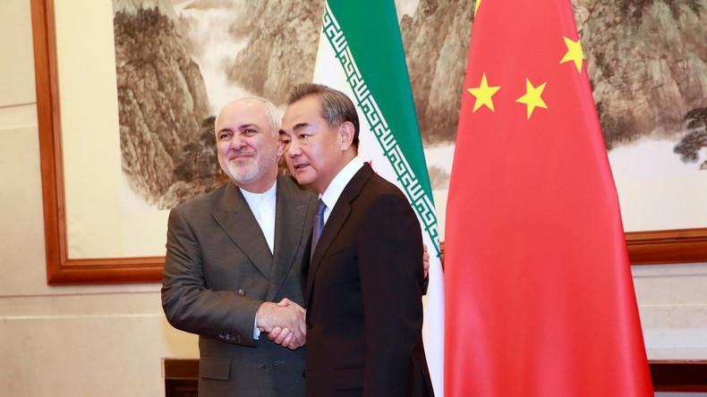 Irans Außenminister in Peking: China und Iran unterstützen internationalen Multilateralismus