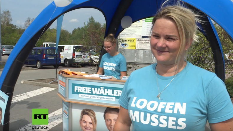 Spitzenkandidatin der Freien Wähler in Sachsen zu RT: Wir sind für alle Bündnisse offen