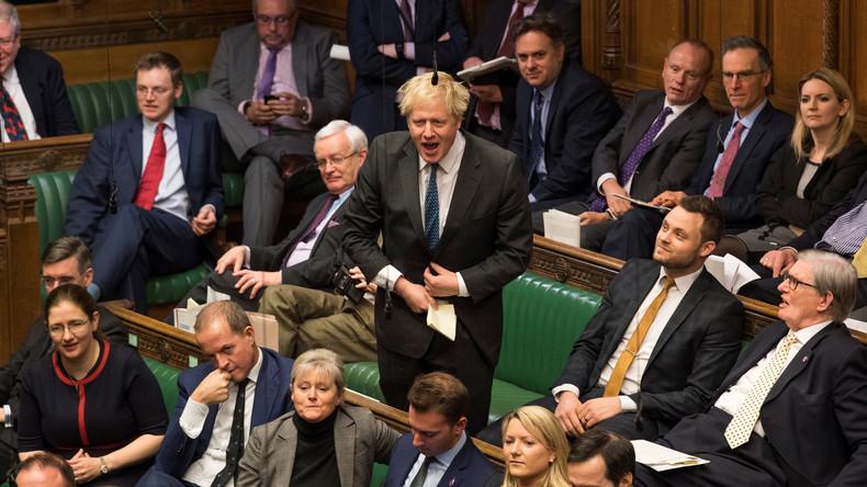 Um Brexit zu beschleunigen: Britischer Premierminister beurlaubt das Parlament (Video)