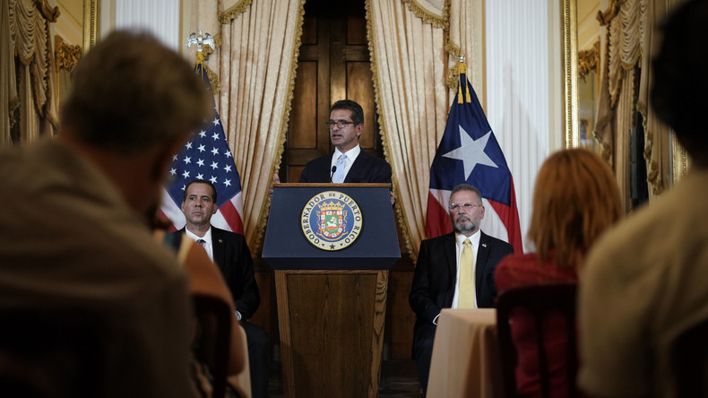 Die Lage in Puerto Rico als Sinnbild für US-Heuchelei (Video)