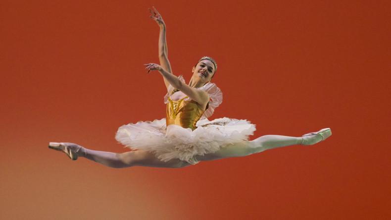 Einmal in Russland: Russisches Ballett am Bolschoi-Theater