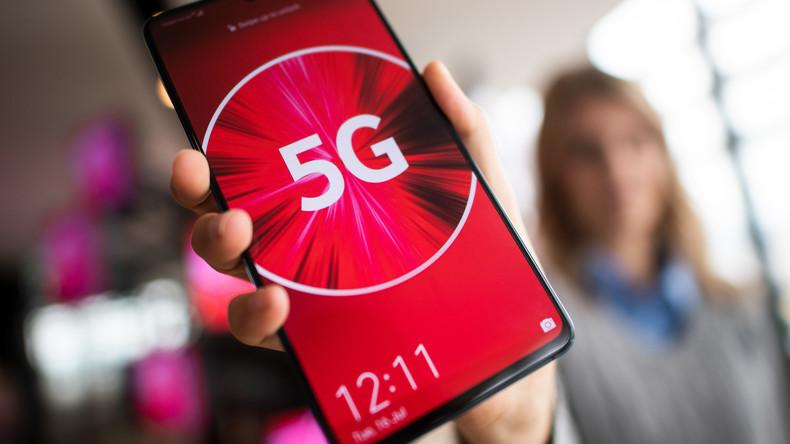 Russischer Telekommunikationsriese und Huawei starten 5G-Zonen in russischen Städten