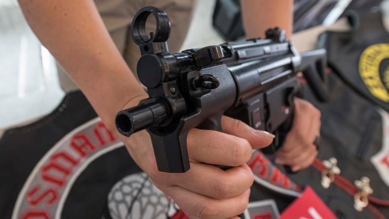Gesamtzahl vermisster Polizeiwaffen unklar - Politiker sieht Gewaltmonopol gefährdet