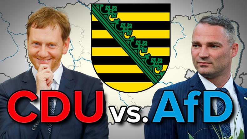 RT-Reportage: CDU gegen AfD - Showdown in Görlitz
