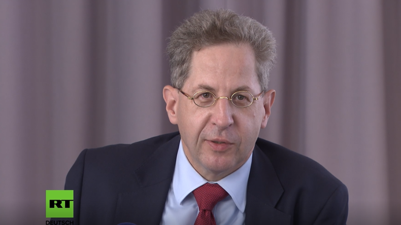 """Maaßen und die deutsche Außenpolitik: """"Müssen ein gutes Verhältnis zu Russland haben"""""""