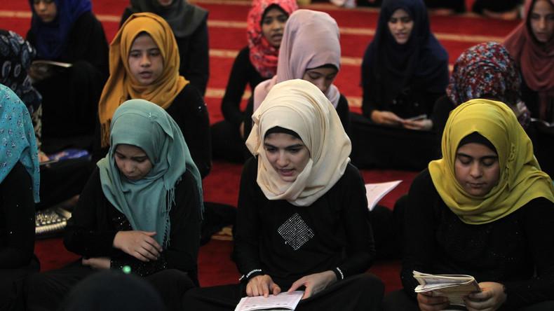 Frauenrechts-Organisation Terre des Femmes fordert Verbot von Kinder-Kopftuch