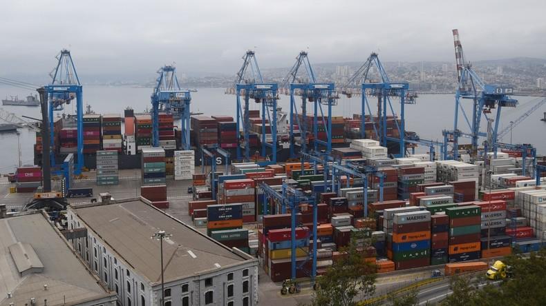 Russlands Handelsumsatz mit afrikanischen Staaten wuchs im Jahr 2018 um über 17 Prozent