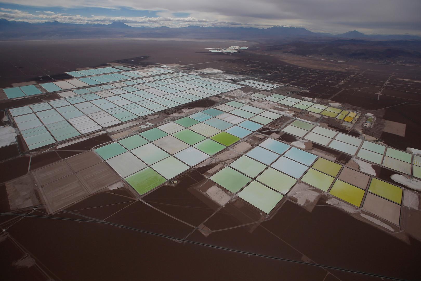 Grüne Zukunft? Der Traum von der sauberen Energie treibt schmutzigen Mineralienabbau an