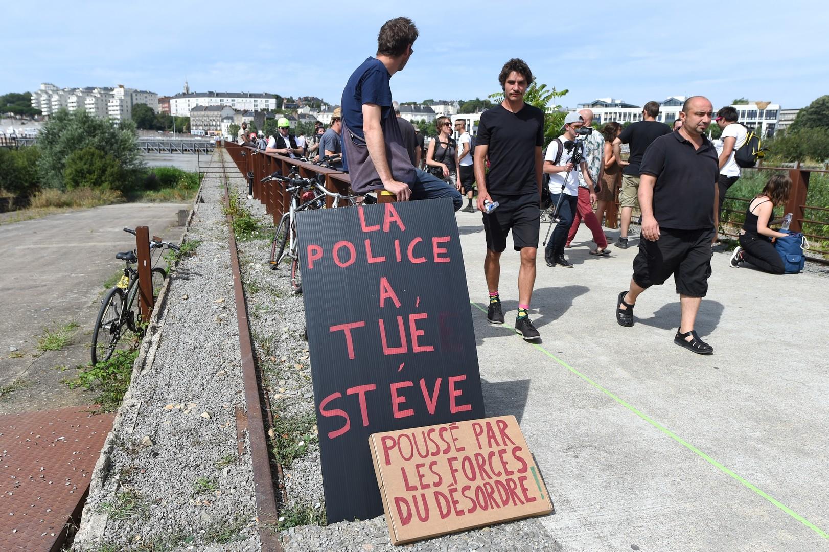 Schlagen, treten, würgen – Empörung über Polizeigewalt in Frankreich nimmt zu