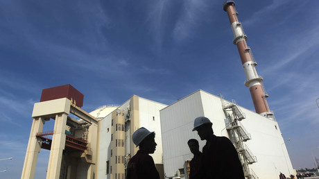 Kernkraftwerk Buschehr, Iran, 26. Oktober 2010
