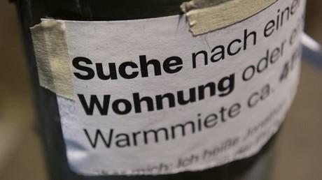 Besonders in deutschen Großstädten fehlt es an bezahlbarem Wohnraum.