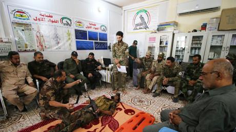Symbolbild: Mitglieder der PMF in Basra, Irak, 4. August 2019