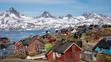 Objekt der Begierde: Die Stadt Tasiilaq in Grönland im Juni 2018