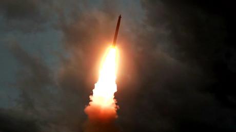 Nordkorea setzt Raketentests fort – Donald Trump reagiert gelassen