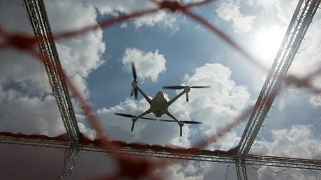 Schiitenmiliz Hisbollah: Israel verliert zwei Drohnen über Beirut (Symbolbild)