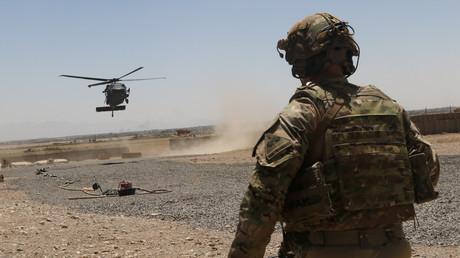 Gewalt in Afghanistan: Donnerstag stirbt US-Soldat bei Kämpfen, Samstag greifen Taliban Kundus an (Symbolbild)