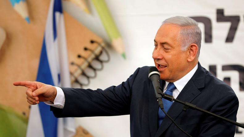 Benjamin Netanjahu kündigt vor Parlamentswahl erneut Annexion von Siedlungen im Westjordanland an