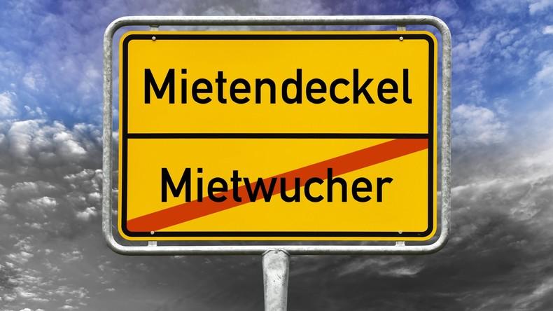 Mietendeckel, Vermögenssteuer, Landtagswahlen: Ein Wochenrückblick auf den medialen Abgrund