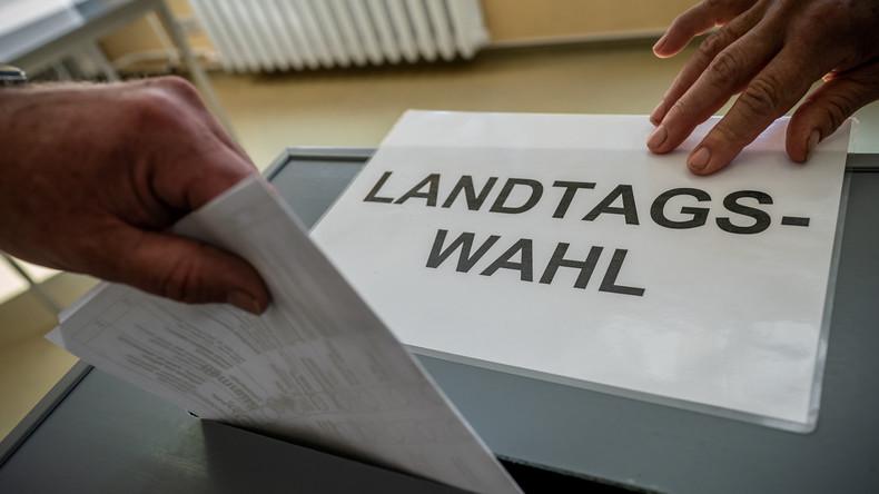 Live-Ticker zu den Wahlen in Sachsen und Brandenburg: Prognosen, Ergebnisse, Reaktionen